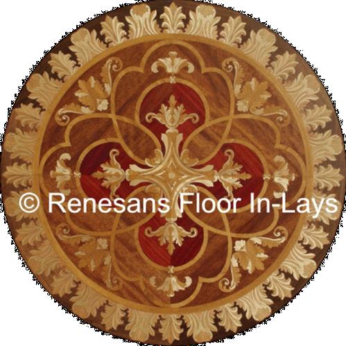 renesans mozaika parkietowa